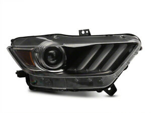 2015-2017 Ford Mustang Right Side Headlight Assembly