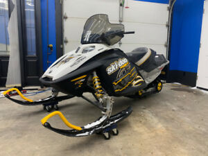 Parting Out 2007 SkiDoo Blizzard 800