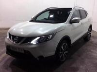 2014 NISSAN QASHQAI 1.6 dCi Tekna 5dr SUV 5 Seats