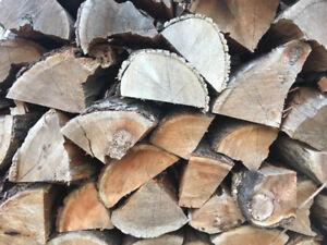 Hardwood Firewood cut split dry