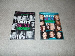 DIRTY SEXY MONEY DVD TV SERIES SET FOR SALE!
