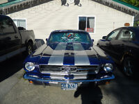 Ford Mustang 1965 Toute refaite!