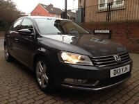 Volkswagen Passat 2.0 TDI S 140PS bluemotion (grey) 2011