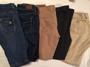 Skinny Jeans and pants $10 takes all