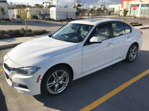 2015 BMW 328i Xdrive M package Sedan