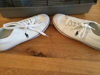 Women's Ralph Lauren shoes