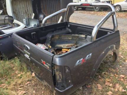 *****2011 Ford Ranger PJ PK Style Side Tray Dual Cab Tub Nerang Gold Coast West Preview