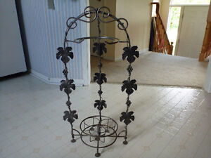 Wine Rack  -- Excellent Condition