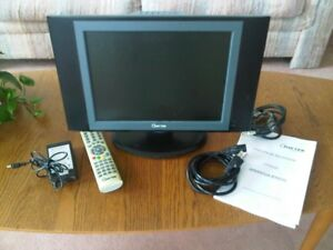 "DAYTEK 15"" flat screen-colour TV - TWO - excell. condition"