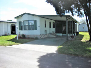 WELL MAINTAINED MOBILE HOME in Arbor Oaks Park, Zephyrhills FL