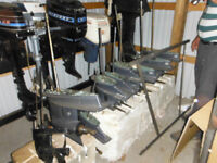 Yamaha 20 and 25 hp. Short Shaft lower unit