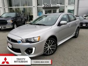 2016 Mitsubishi Lancer GTS  - PREMIUM PKG, HEATED LEATHER SEATS,