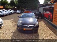 VAUXHALL ASTRA1.6 SXI, Black, Manual, Petrol, 2009