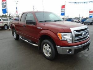 2014 Ford F-150 XLT 4X4 Super Cab