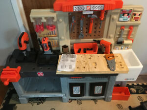 Child's work bench