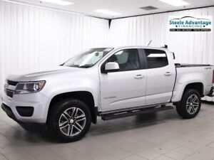 2019 Chevrolet Colorado 4WD, Alloys, Satellite Radio and MORE!