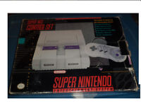 Snes in Box Laurentides Québec Preview