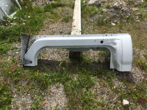 99-07 ford super duty regular cab cut out rockers rust free