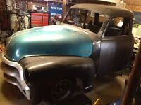 1954 Chevy pu hot rod steet rod