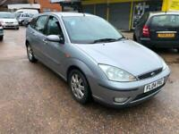 2004 Ford Focus 1.8 TDCi Ghia 5dr HATCHBACK Diesel Manual