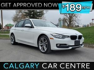2015 BMW 320xi $189B/W TEXT US FOR EASY FINANCING! 587-317-4200