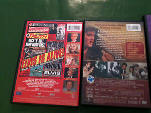 elvis 4 dvds  gift for a excellent price Kitchener / Waterloo Kitchener Area image 6