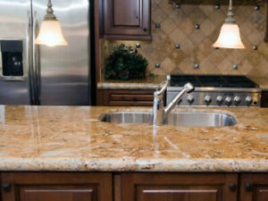KITCHEN COUNTERTOPS -  SPECIAL QUARTZ INSTALLED  PRICE $1999