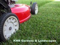 KMR Gardens & Landscapes - Gardening Services - Garden Maintenance - Landscaping