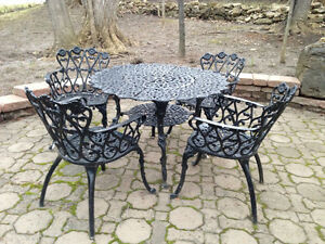 Set terrasse - Patio furniture