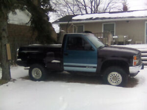 1988 Chevy Project Truck