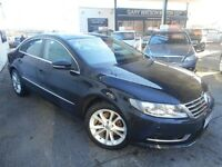 VW CC TDI BLUEMOTION TECHNOLOGY DSG (deep black) 2013