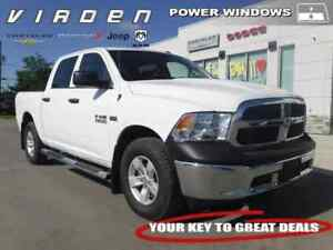 2017 Ram 1500 ST- YOU CAN INCLUDE BOARDS AND FLAPS FOR $1599.00