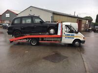 ford transit recovery truck 3.5 tonne