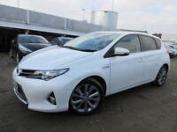 2013 Toyota Auris 1.8 VVT-i Excel e-CVT HSD 5dr
