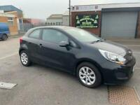 2012 Kia Rio 1.1 CRDi 1 Air EcoDynamics 3dr HATCHBACK Diesel Manual