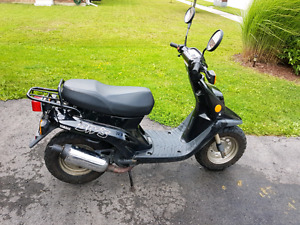 AS IS - 1996 Yamaha CW5 Gas Scooter