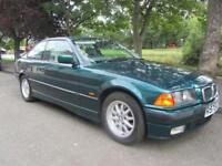 1997 E36 328i Coupe Automatic - 47,000 Miles - FSH