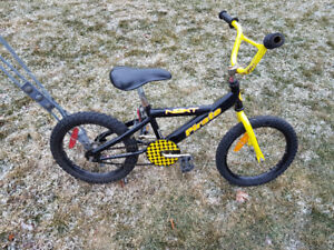 "NEXT kids bike 14"" wheels"