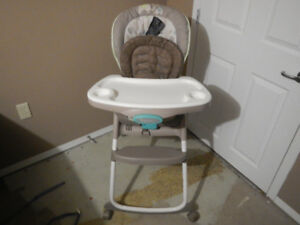 ingenuity convertible high chair