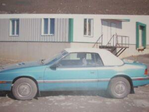 auto decapotable