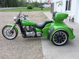 Trike Conversions and sidecars for almost any bike. Edmonton Edmonton Area image 2