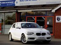 2012 12 BMW 1 SERIES 2.0 120D SE 5DR 181 BHP DIESEL