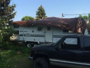 *SOLD*2001 29ft Wildwood LE Camper With Tip Out 1500 Firm