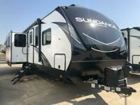 2022 HEARTLAND SUNDANCE 11 MODELS American Caravan Showman 5th Wheel RV Trailer