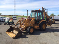 Great Selection of Equipment at Bryan's Auction
