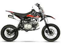 Stomp FXJ 110cc Semi and Manual models - Pitbike offroad Motorcross