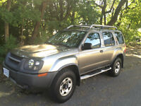 2003 Nissan Xterra - low mileage!!