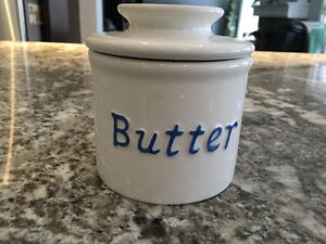 The Original Butter Bell Crock by L. Tremain