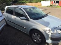 Renault megane 2003 (breaking only)