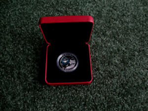 RCM Silver Natural Wonders Diamonds coin